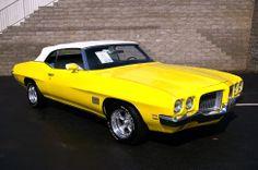 1971 Pontiac LeMans | 1971 Pontiac LeMans Sport Convertible Thumbnail Image 2