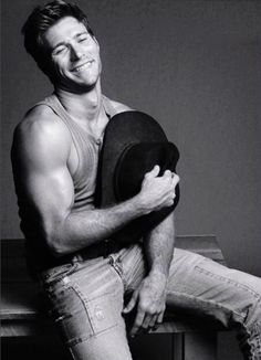 Scott Eastwood. LOVE THIS PHOTO OF HIM!!! And oh that smile