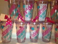 it's a girl thing tumbler with straw - Google Search