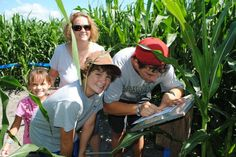 """Best Corn Mazes: Scott's Maze Adventures, Mt. Dora, FL.Near Orlando lies another """"happiest place on earth"""" - this popular seasonal attraction. It offers both a 1-acre and 7-acre maze challenge, with great designs that range from a patriotic salute to the troops to an appreciation of farmers."""