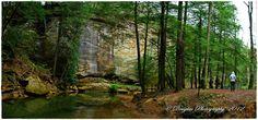 Cedar Falls - Hocking Hills, Ohio