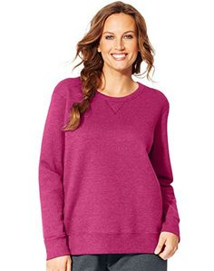 "Product review for Just My Size Women's Plus-Size V-Notch Sweatshirt.  - The Just My Size women's fleece v-notch sweatshirt flatters your natural curves with shaping side seams. The 7.9-O cotton-blend fleece keeps you warm without weighing you down.   	 		 			 				 					Famous Words of Inspiration...""A wise man learns by the mistakes of others, a fool by..."