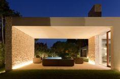 Casa El Bosque by Ramon Esteve Estudio