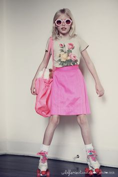 Violet Hume is a Wildfox Kid - Wildfox inspiration for artists - Inspiration for artists from Wildfox Couture