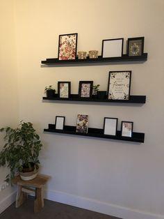 Floating Shelves, Rose, Jasper, Flowers, Interiors, Home Decor, Wall, Desk, Accessories