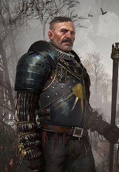 Witcher 3: Vreemde Gwent card art