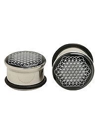 HOTTOPIC.COM - Bring Me The Horizon Steel Sempiternal Eyelet Plug 2 Pack