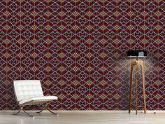Design #Tapete Schoko Alarm