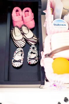 #baby, #baby-shoes  Photography: Danfredo Photography (www.danfredophotography.com) - danfredophotography.com  Read More: http://www.stylemepretty.com/living/2012/07/30/smp-at-home-spotlight/