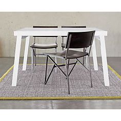 Frankie Dining Table LIVING SPACES Dimensions W X D - Cb2 expandable dining table