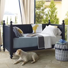 Big Boy Bed For Jackson Porter Perfect With Trundle Fun Sleepovers MyHaven Daybed From PoshTots