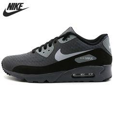 원래 새로운 도착 nike 공기 최대 90 울트라 에센셜 남성 실행 신발 운동화