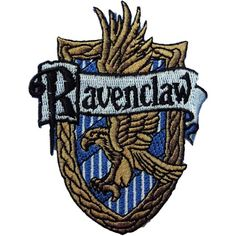 Harry Potter Ravenclaw Cut-out Patch