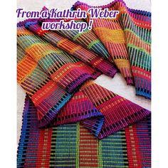 Painted Warp, Weaving Patterns, Hand Weaving, Textiles, Rugs, My Style, Blankets, Weave, Fiber