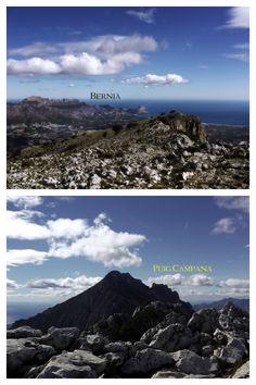 Bernia - Puig Campana Trekking