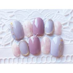 Heat Up Your Life with Some Stunning Summer Nail Art Cute Nail Art, Gel Nail Art, Cute Nails, Pretty Nails, Gel Nails, Asian Nail Art, Asian Nails, Korea Nail, Japanese Nail Art
