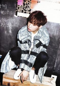 [SCANS] '27' Kim Sunggyu's 2nd Mini Album | Infinite Updates