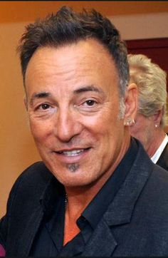 Bruce Springsteen - getting better with age!