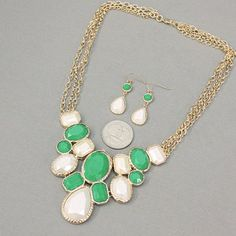 Accessory Accomplice Goldtone Mint Green & Pearl Bib Statement Necklace & Earring Set Accessory Accomplice,http://www.amazon.com/dp/B00I2YGZOG/ref=cm_sw_r_pi_dp_TAuDtb0MMR9BVTZ0