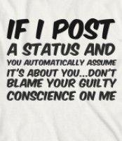 Guilty Conscience Quotes | Guilty Conscience Quotes Facebook status quotes t