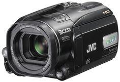 Handycam : JVC Everio GZ-HD3