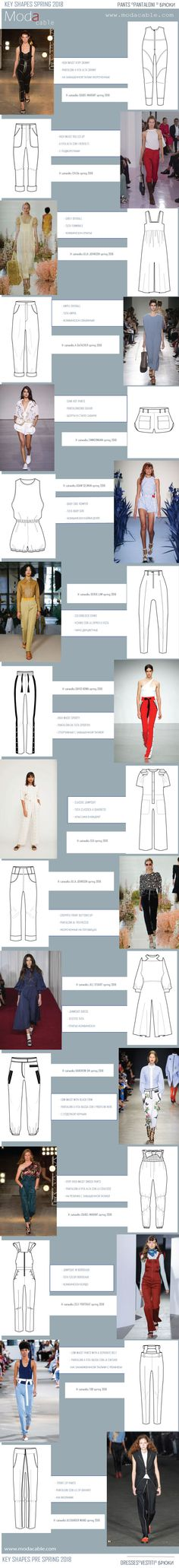 all the runway key shapes spring 2018 are already here!!!wow!! only at www.modacable.com