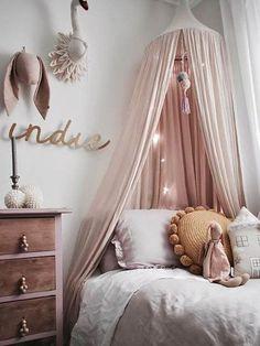 dormitorio infantil de princesa