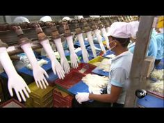 Watch This #ProcessPorn Video on How Rubber Gloves Are Made  - Core77