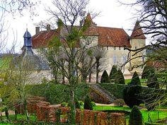 Chateau de Corgeval - Saône et Loire