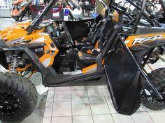 New 2016 Polaris RZR XP Turbo EPS Spectra Orange ATVs For Sale in Texas.