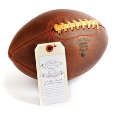 Football, by Leather Head