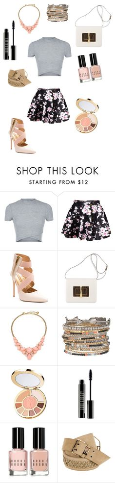 """""""Way Back When"""" by cherrywood77 ❤ liked on Polyvore featuring Tom Ford, Kate Spade, maurices, tarte, Lord & Berry, Bobbi Brown Cosmetics and Christian Dior"""