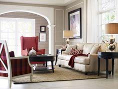 Thomasville Furniture Beau Sofa