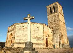 http://guias-viajar.com/madrid/ Iglesia de la Vera Cruz en Segovia, un curioso templo románico perteneciente a la Orden de Malta