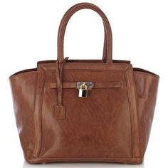 The Hudson Leather Bag, Oasis