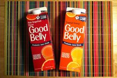 Product Review: GoodBelly Probiotic Juice Drink