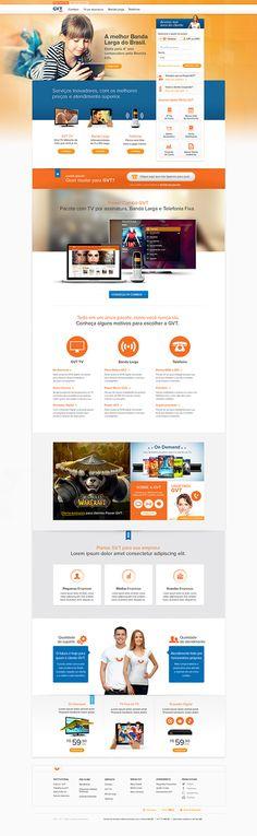 PORTAL GVT on Web Design Served