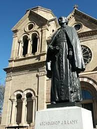 Bishop Lamy images - Google Search Francis Of Assisi, St Francis, Cathedral Basilica, Fes, Santa Fe, New Mexico, Statue Of Liberty, Rome, Saints