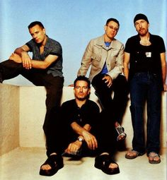U2 ~ Elevation era
