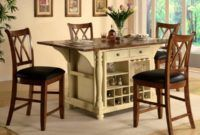 Kitchen Furniture Set with Island Table