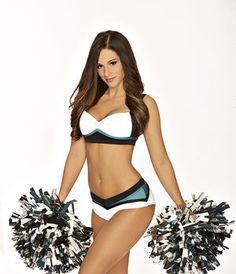Eagles Cheerleader