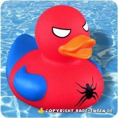 Badeente Spidy-Duck