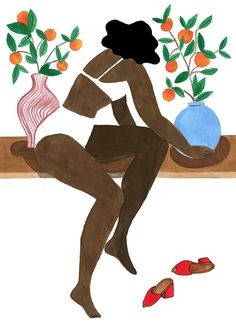 This Just In: Illustrator Isabelle Feliu