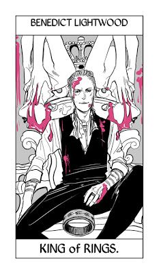 Benedict Lightwood - the dark stain on the Lightwood family