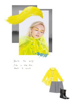 """""""' s ə ʊ l m e ɪ t / - 0 2 1 -"""" by hey-anna ❤ liked on Polyvore featuring T By Alexander Wang and Burberry"""