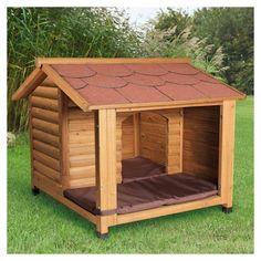 niche en bois pour grand chien instructions de montage projets essayer pinterest diy. Black Bedroom Furniture Sets. Home Design Ideas