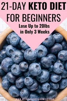 Easy to follow Ketogenic diet for beginners who want to lose weight. Here you have a 21 day menu that is simple and budge friendly with mouth watering recipes. Made especially for women wh are looking to get healthier and lose weight with the keto diet. This meal plan has everything you are looking for. Clean Eating Plans, Clean Eating Recipes, Weight Loss Meal Plan, Healthy Weight Loss, Easy Diets To Follow, High Sugar Fruits, Ketogenic Diet For Beginners, Sugar Cravings, Keto Meal Plan