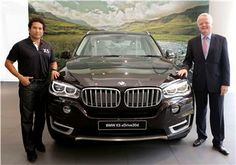 #BMW launched its third generation X5 #SUV in #India at Rs. 70.9 lakh.