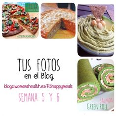 Fit Happy Meals - Otro sitio más de Los blogs de Women's Health