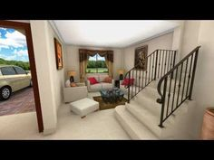 Recorrido Virtual interior por Arqui3D. Guayaquil, Ecuador. - YouTube